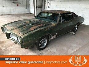 1968 Pontiac GTO for sale 101024509