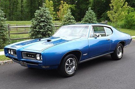 1968 Pontiac GTO for sale 101048519