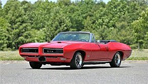 1968 Pontiac GTO for sale 101049714
