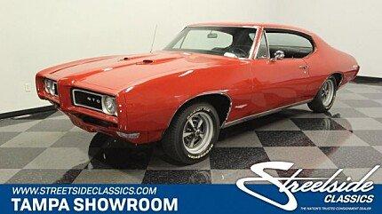 1968 Pontiac GTO for sale 101050984