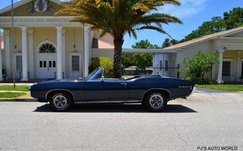 1968 Pontiac Le Mans for sale 100990231