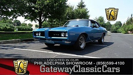 1968 Pontiac Le Mans for sale 101018437