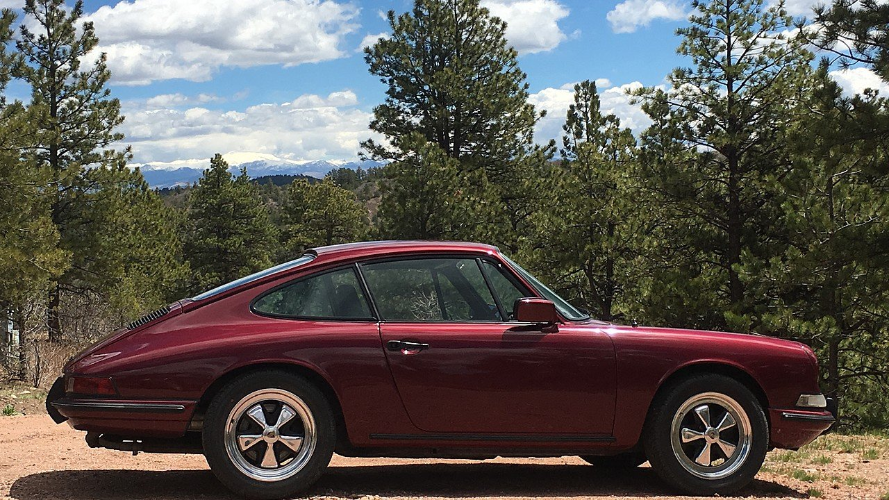 1968 porsche 912 for sale near evanston wyoming 82930. Black Bedroom Furniture Sets. Home Design Ideas