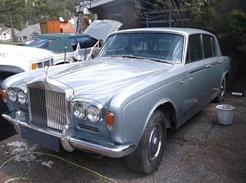 1968 Rolls-Royce Silver Shadow for sale 100828640