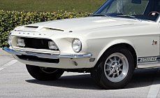 1968 Shelby GT500 for sale 100737826
