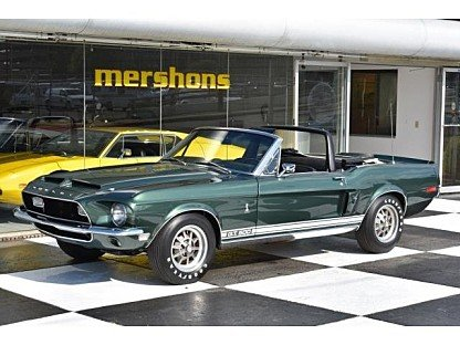 1968 Shelby Other Shelby Models for sale 100882670