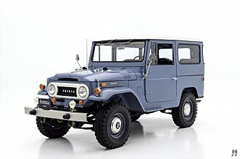 1968 Toyota Land Cruiser for sale 100985781
