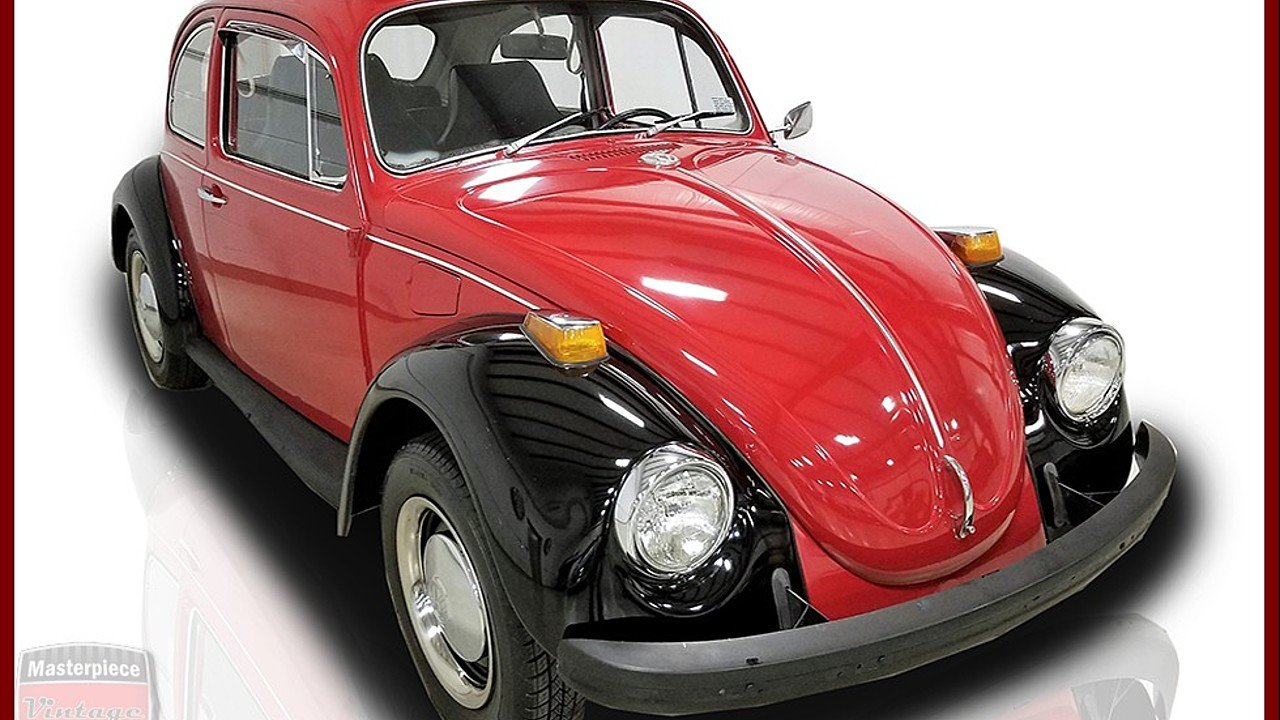 1968 Volkswagen Beetle for sale near Whiteland, Indiana 46184 ...
