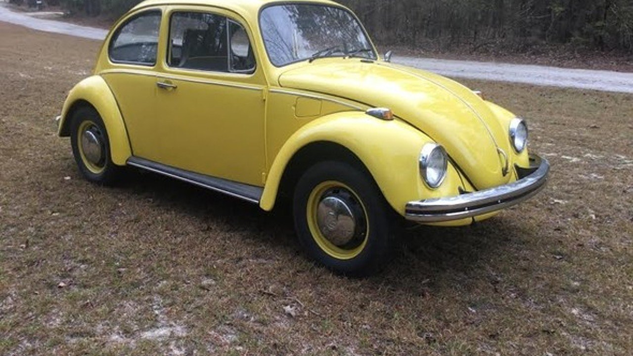 1968 Volkswagen Beetle for sale 100859985