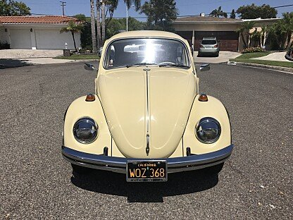 1968 Volkswagen Beetle for sale 100906164