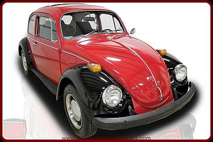 1968 Volkswagen Beetle for sale 100947235