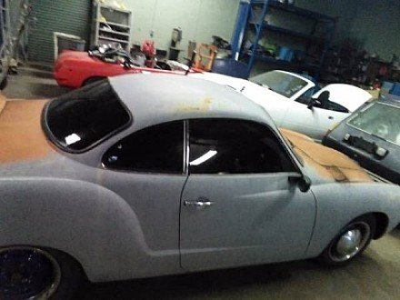 1968 Volkswagen Karmann-Ghia for sale 100805685