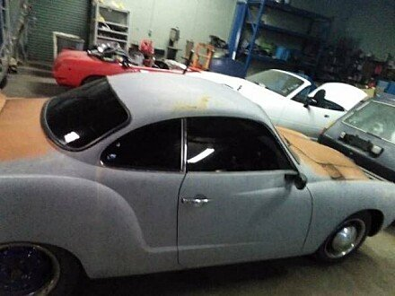 1968 Volkswagen Karmann-Ghia for sale 100808306