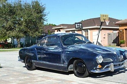 1968 Volkswagen Karmann-Ghia for sale 100810525