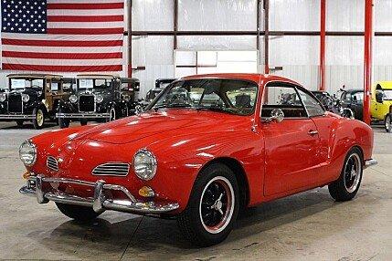 1968 Volkswagen Karmann-Ghia for sale 100910938