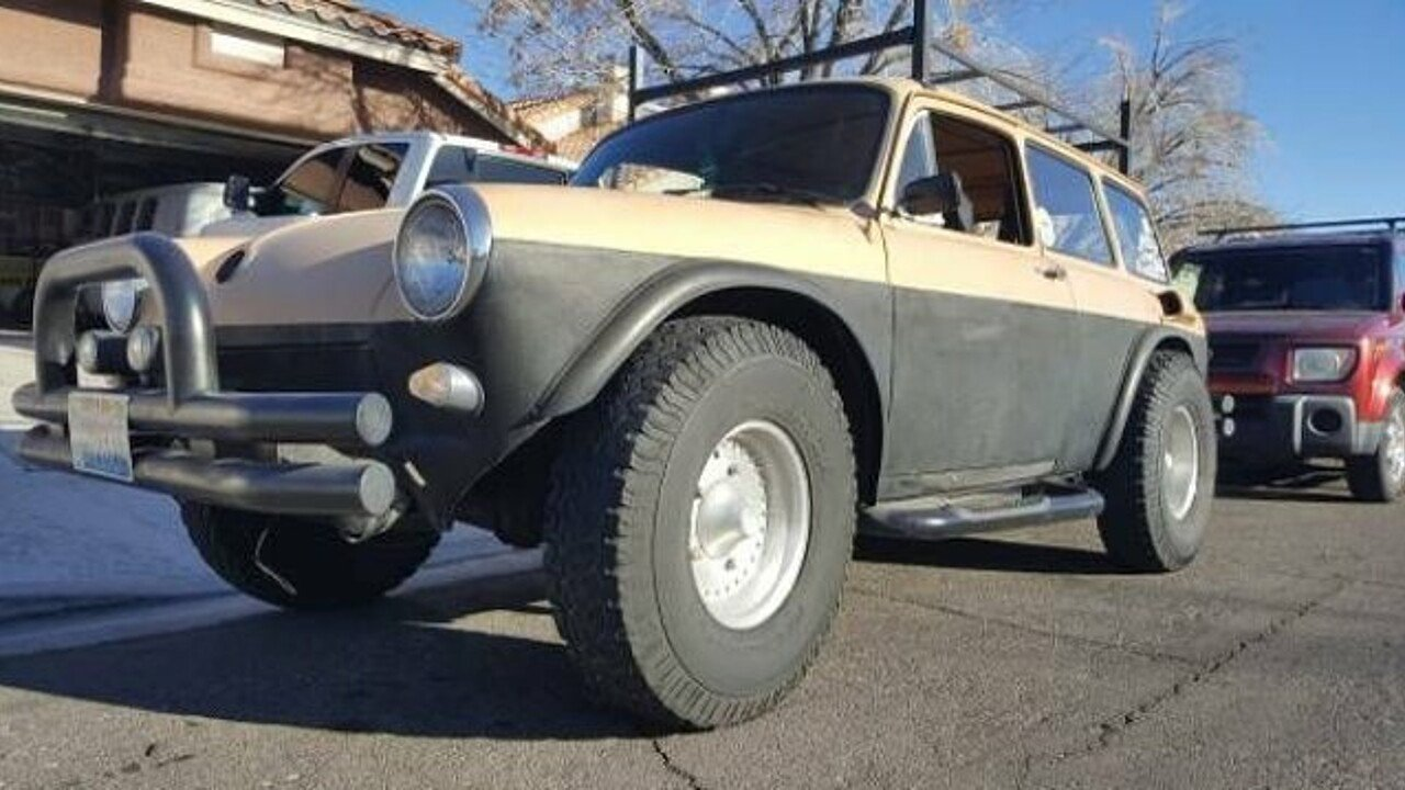 1968 Volkswagen Squareback for sale 100973877