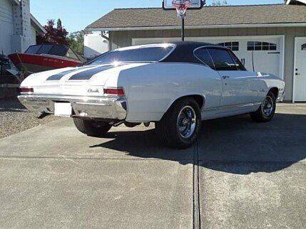 1968 chevrolet Chevelle for sale 100828811