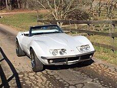 1968 chevrolet Corvette for sale 100828743