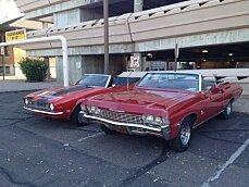1968 chevrolet Impala for sale 101013246