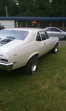 1968 chevrolet Nova for sale 100859052
