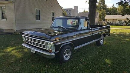 1968 ford F100 for sale 100828943