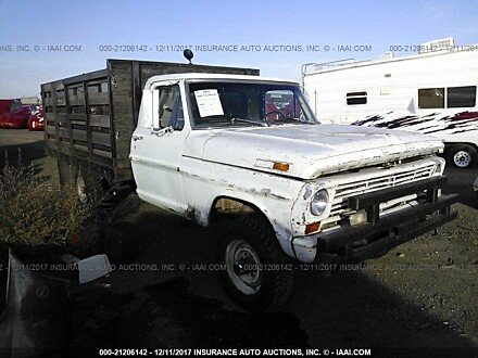 1968 ford F250 for sale 101015901
