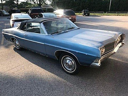 1968 ford Galaxie for sale 101035375