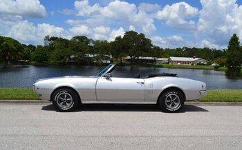 1968 pontiac Firebird for sale 101025065