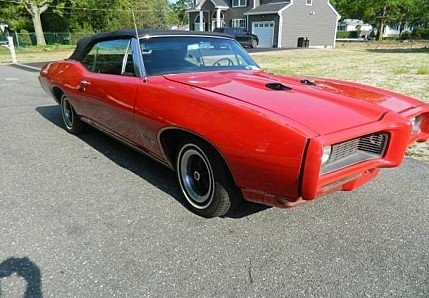 1968 pontiac GTO for sale 101007947