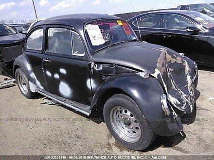 1968 volkswagen Beetle for sale 101016664
