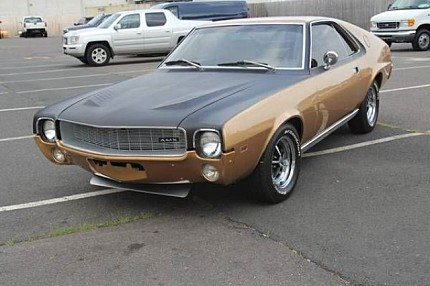 1969 AMC AMX for sale 100800480