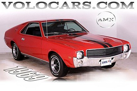 1969 AMC AMX for sale 100841766