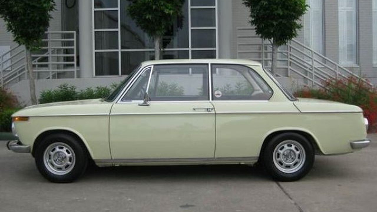 1969 BMW 1600 for sale 100892209