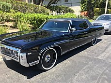 1969 Buick Electra Coupe for sale 101003500