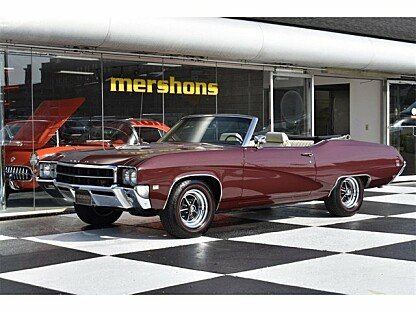 1969 Buick Skylark for sale 100977596