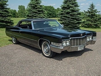 1969 Cadillac De Ville for sale 100893884