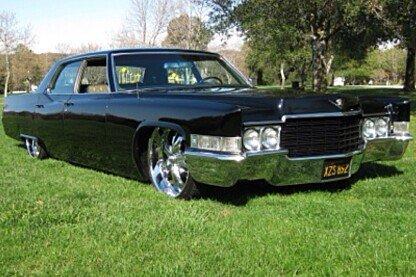 1969 Cadillac De Ville Clics for Sale - Clics on Autotrader