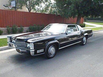 1969 Cadillac Eldorado for sale 100722435