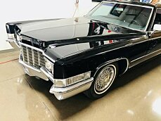 1969 Cadillac Fleetwood for sale 100967502