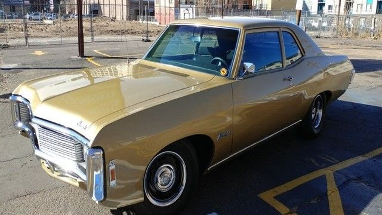 1969 Chevrolet Biscayne for sale near Cadillac, Michigan 49601 ...