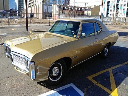 1969 Chevrolet Biscayne for sale 100960798