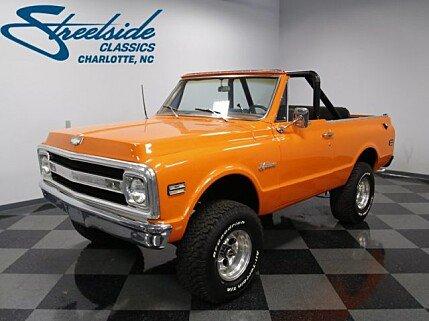 1969 Chevrolet Blazer for sale 100946535