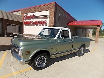 1969 Chevrolet C/K Truck for sale 100831750