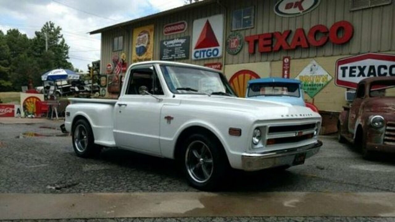 1969 Chevrolet C/K Truck for sale 100894394