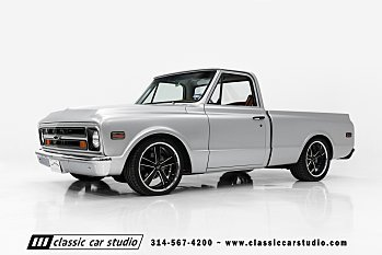 1969 Chevrolet C/K Truck for sale 100956202