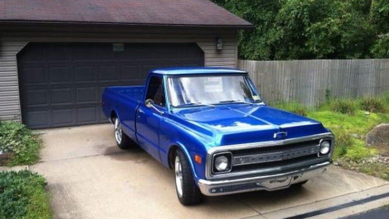 1969 Chevrolet C/K Truck for sale near Cadillac, Michigan ...