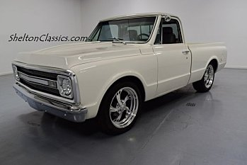 1969 Chevrolet C/K Truck for sale 101007578