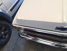 1969 Chevrolet C/K Truck for sale 100870939
