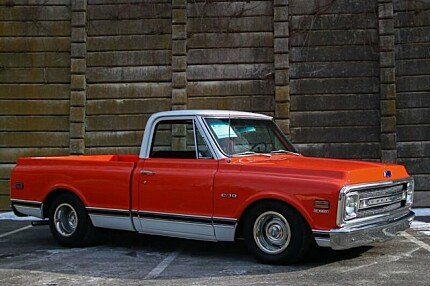 1969 Chevrolet C/K Truck for sale 100955204