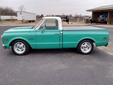 1969 Chevrolet C/K Truck for sale 100974460